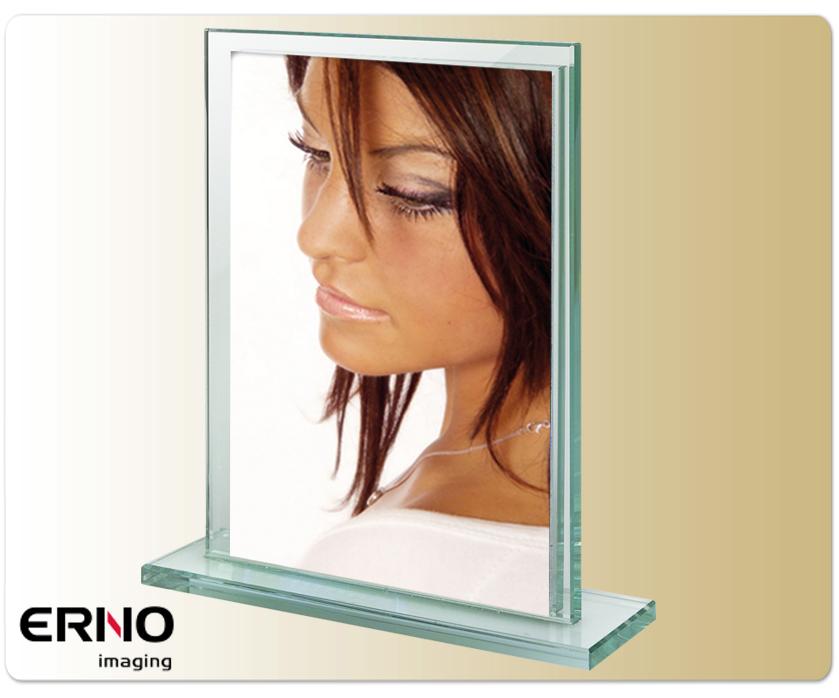 glasgow newcastle portr trahmen glas mit standfu 10x15. Black Bedroom Furniture Sets. Home Design Ideas